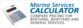 Marina services cost calculator